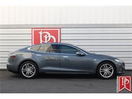 Picture of 2014 Tesla Model S located in Bellevue Washington - $37,950.00 Offered by Park Place Ltd - OW52