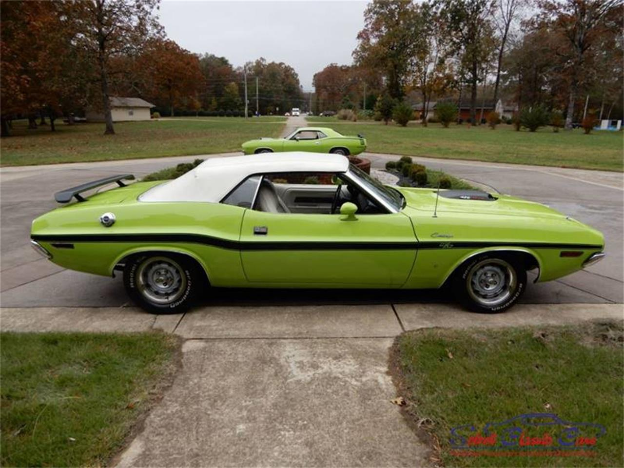 Large Picture of Classic '70 Dodge Challenger - OW5E