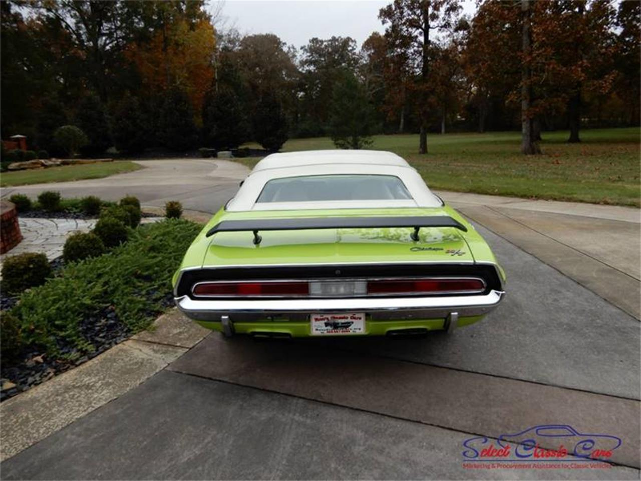 Large Picture of 1970 Dodge Challenger located in Hiram Georgia - $125,000.00 Offered by Select Classic Cars - OW5E
