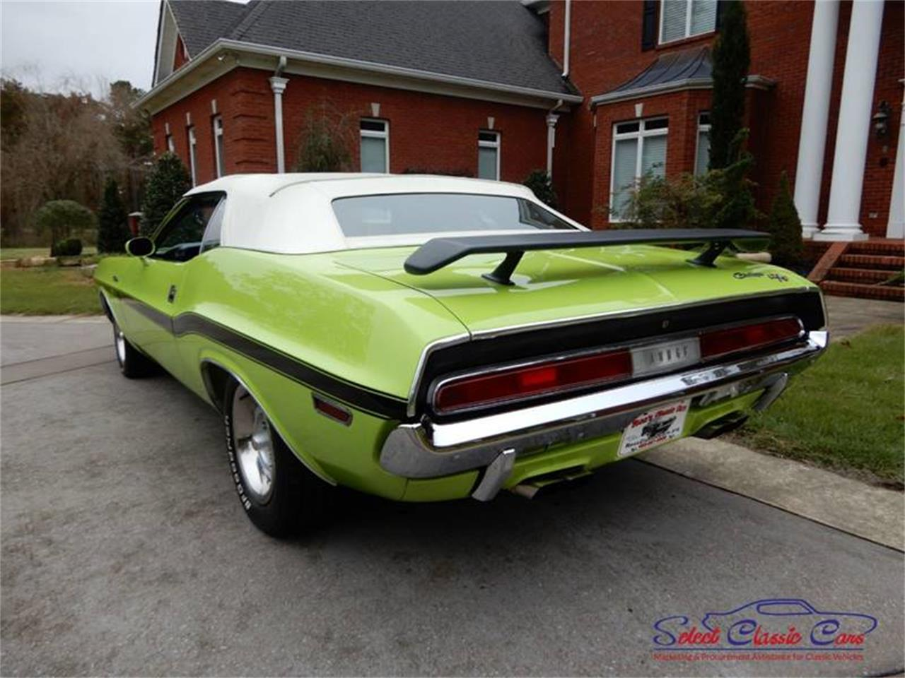 Large Picture of '70 Challenger located in Hiram Georgia - $125,000.00 Offered by Select Classic Cars - OW5E