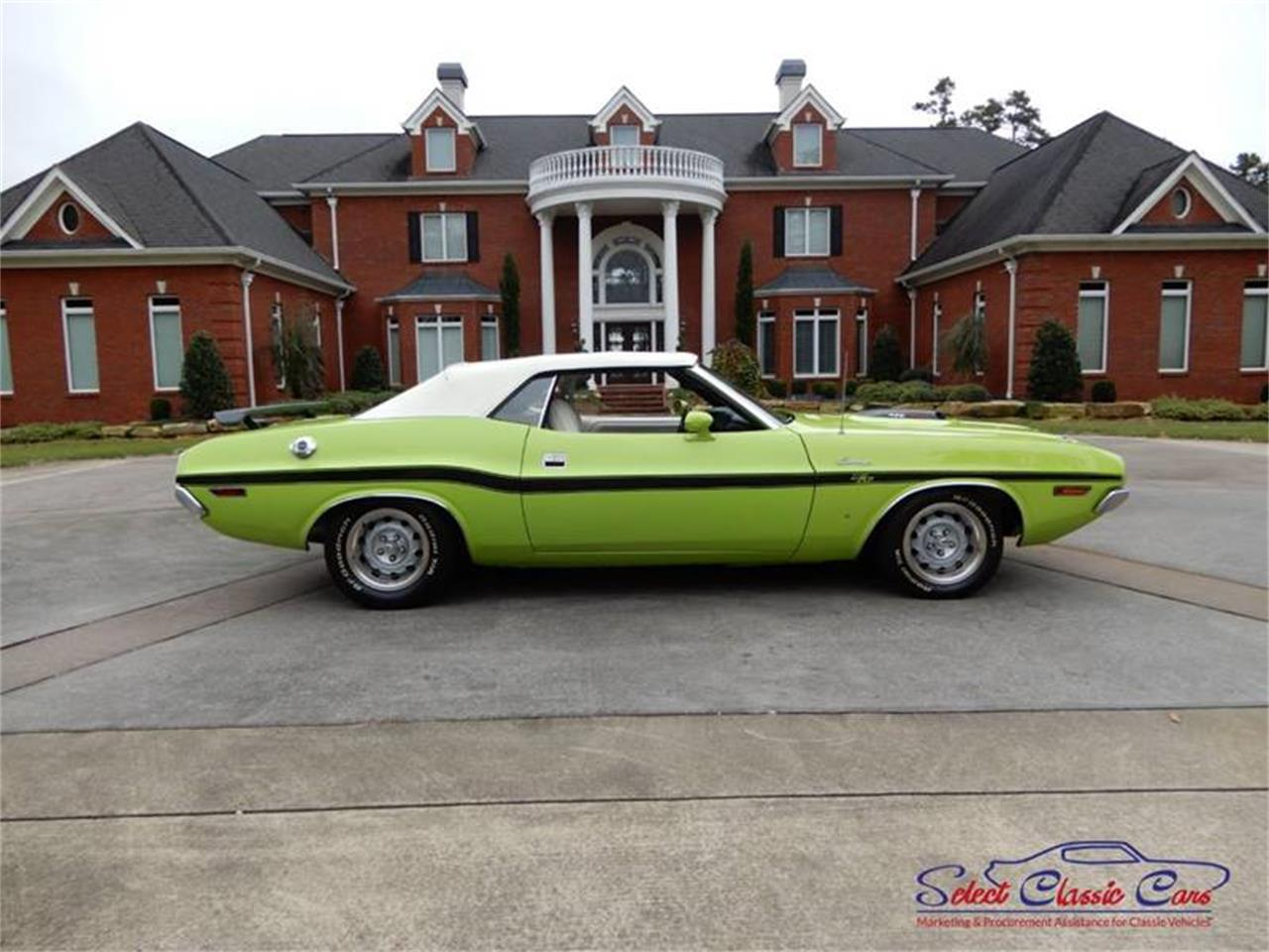 Large Picture of Classic 1970 Challenger located in Hiram Georgia - OW5E