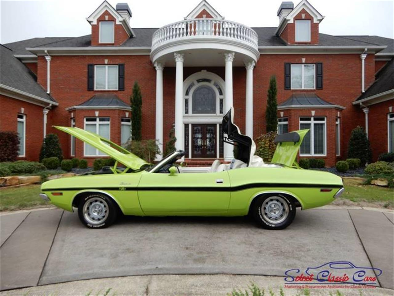 Large Picture of 1970 Challenger located in Hiram Georgia - $125,000.00 Offered by Select Classic Cars - OW5E
