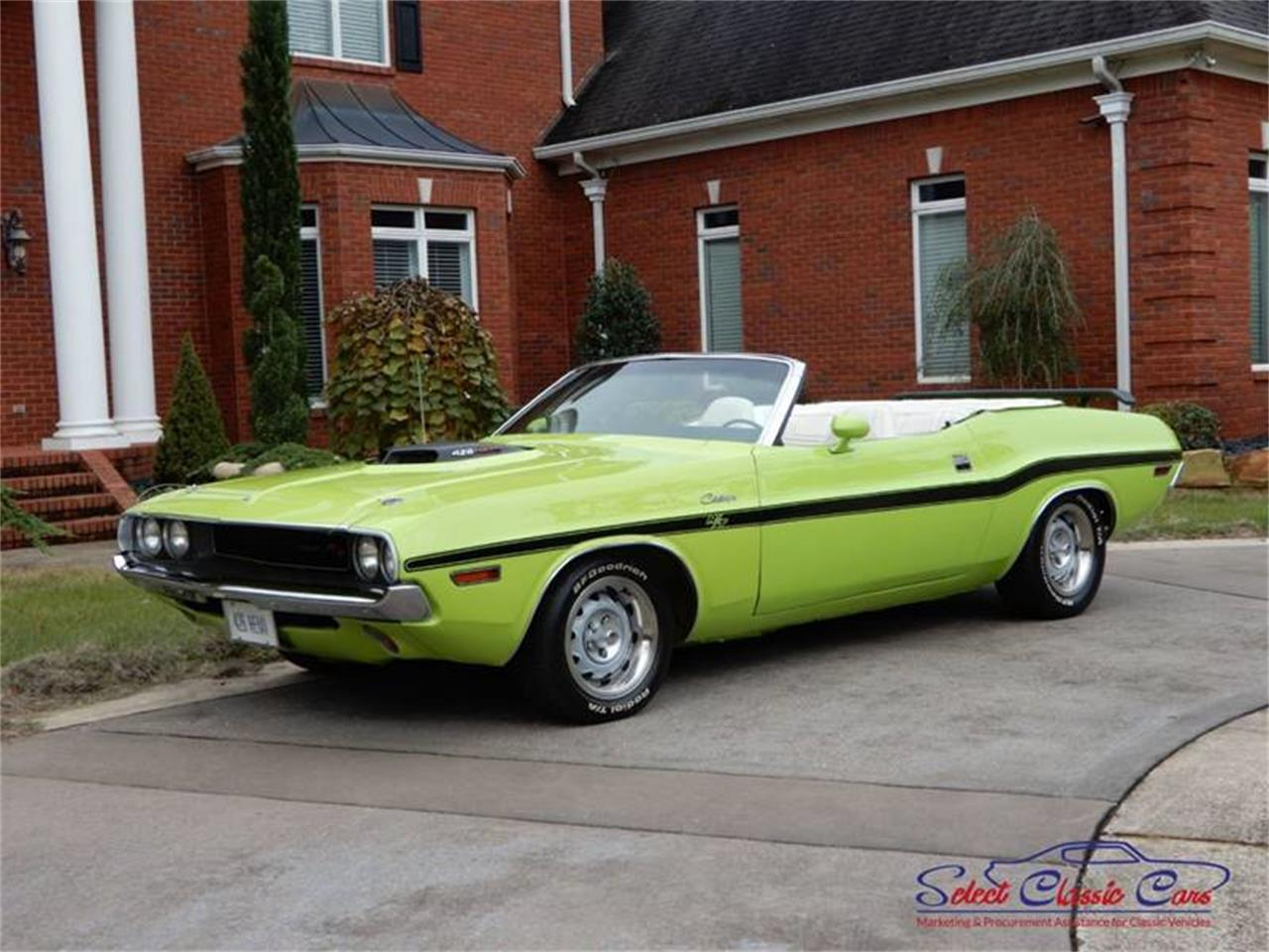 Large Picture of Classic 1970 Challenger Offered by Select Classic Cars - OW5E