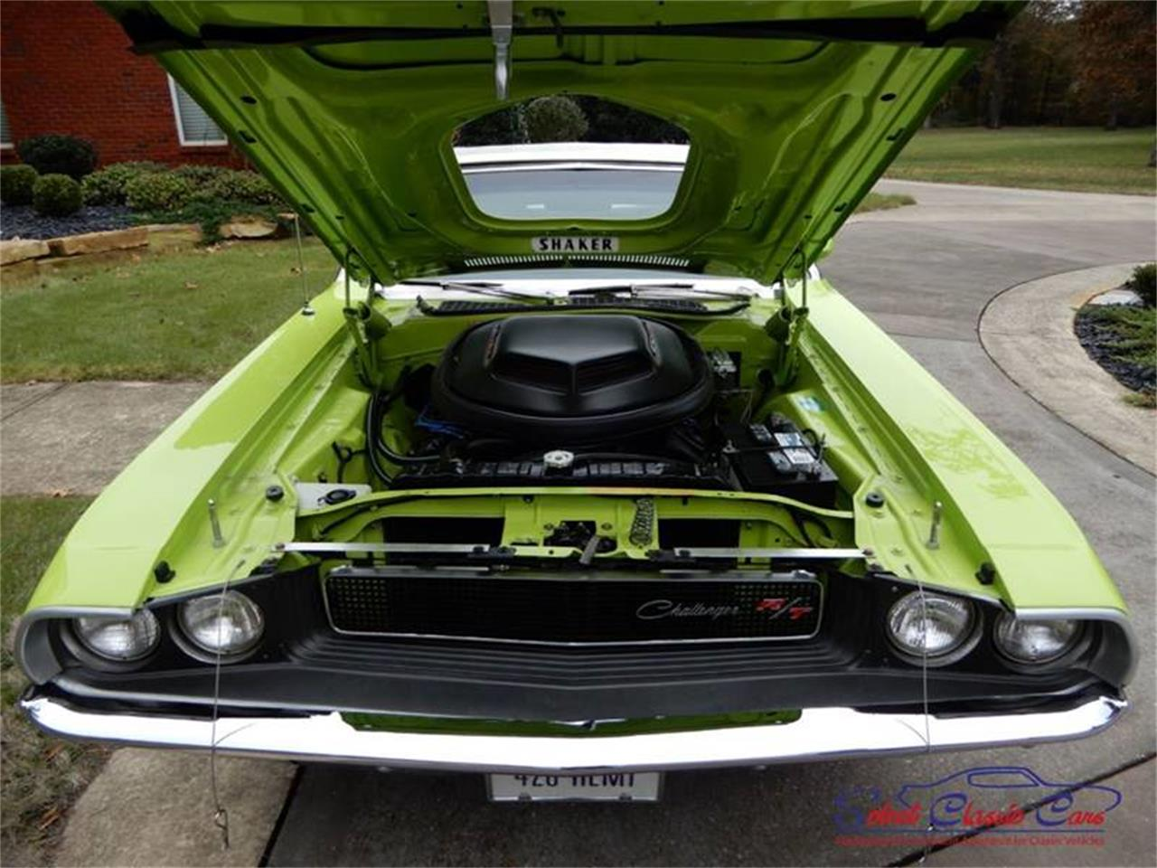 Large Picture of Classic 1970 Dodge Challenger located in Hiram Georgia - OW5E
