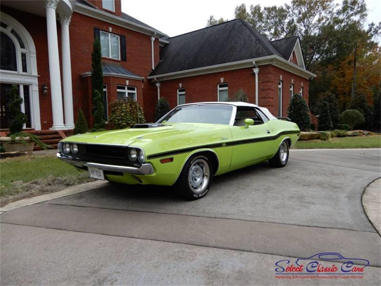 Large Picture of Classic 1970 Challenger - $125,000.00 - OW5E