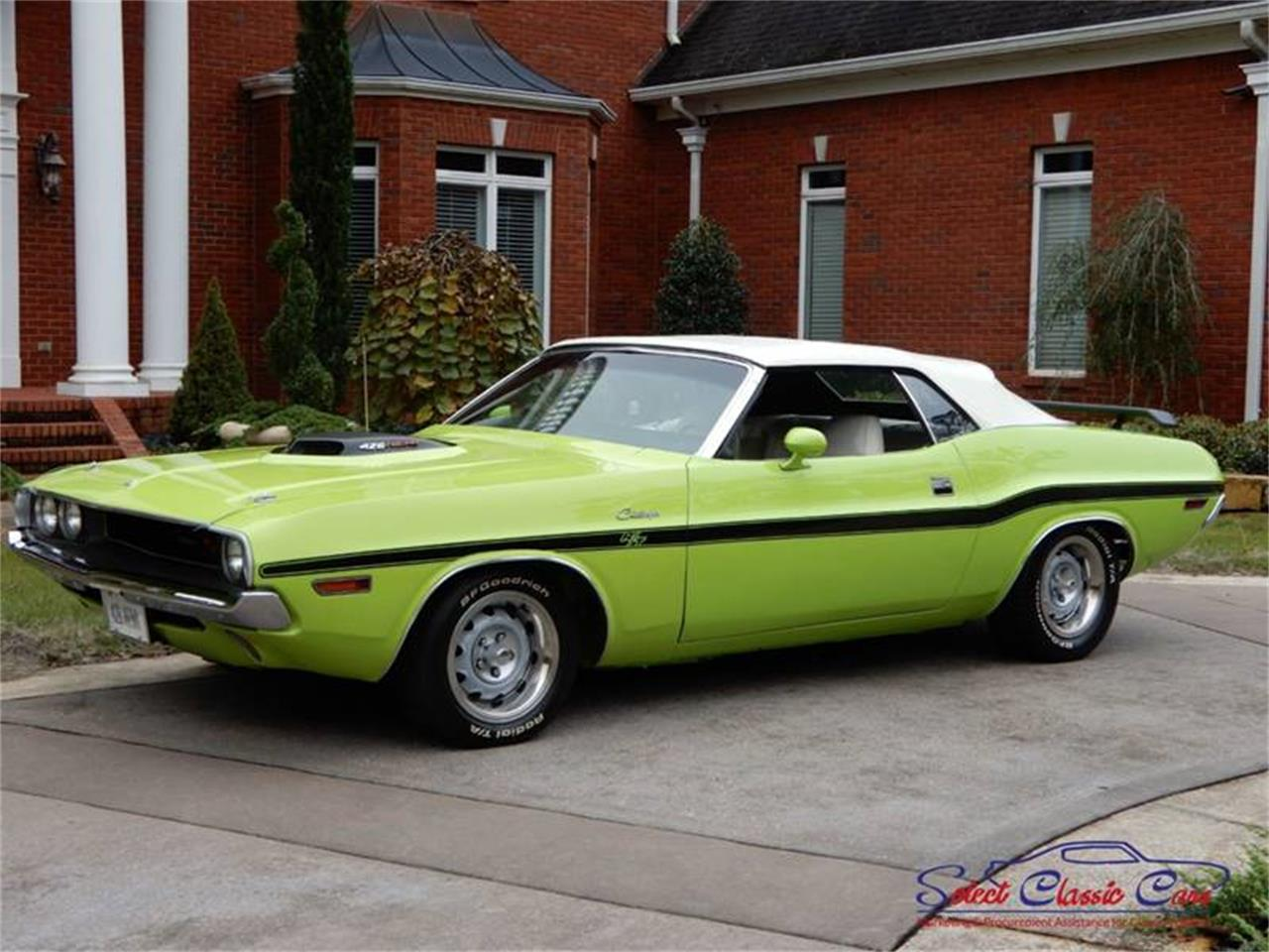 Large Picture of Classic 1970 Dodge Challenger - OW5E