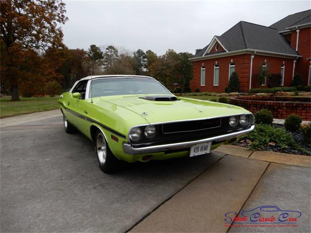 Large Picture of Classic '70 Challenger located in Georgia - OW5E