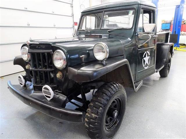 Picture of '60 Jeepster - OW5Y