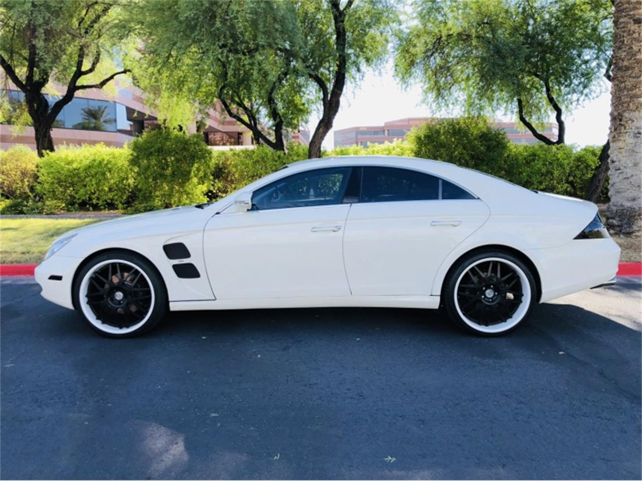 Large Picture of '06 CLS500 - OW66