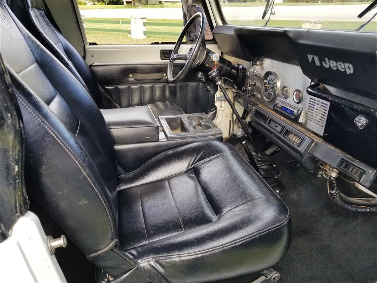 Large Picture of 1984 CJ8 Scrambler - OV68