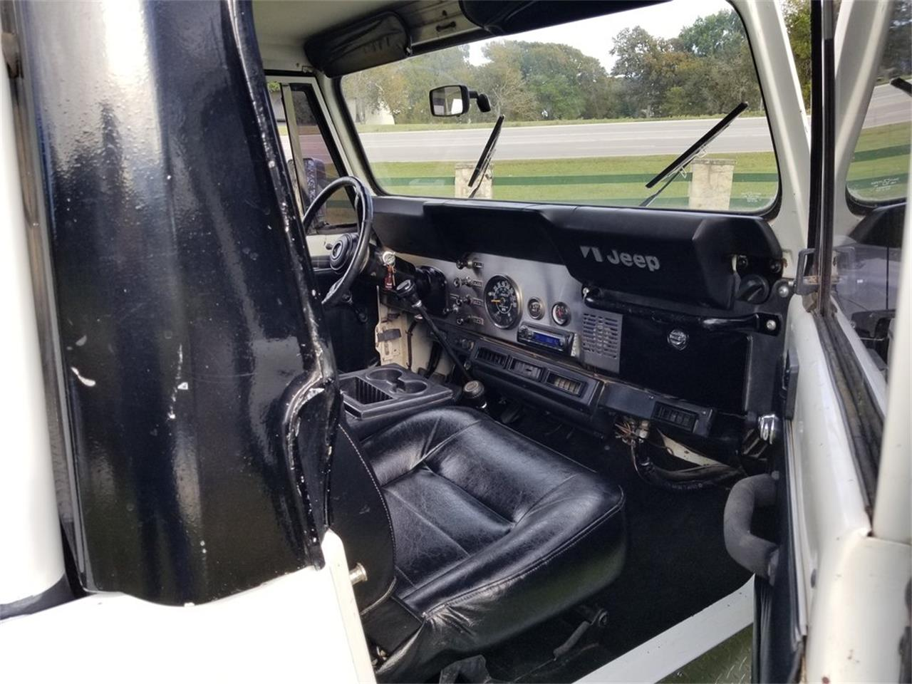 Large Picture of 1984 Jeep CJ8 Scrambler Offered by Wagonmaster - OV68