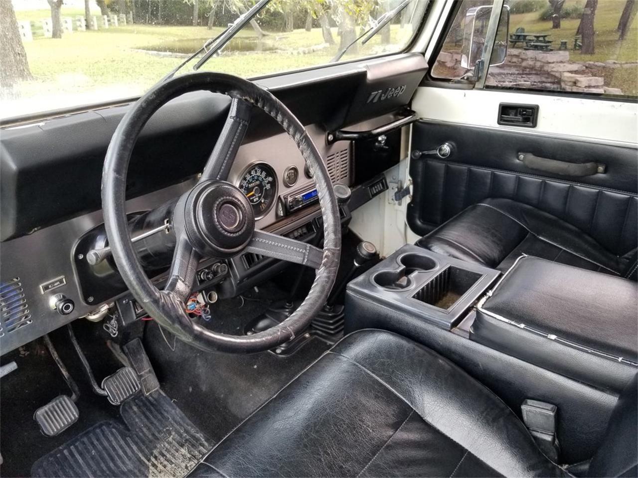 Large Picture of '84 CJ8 Scrambler - OV68