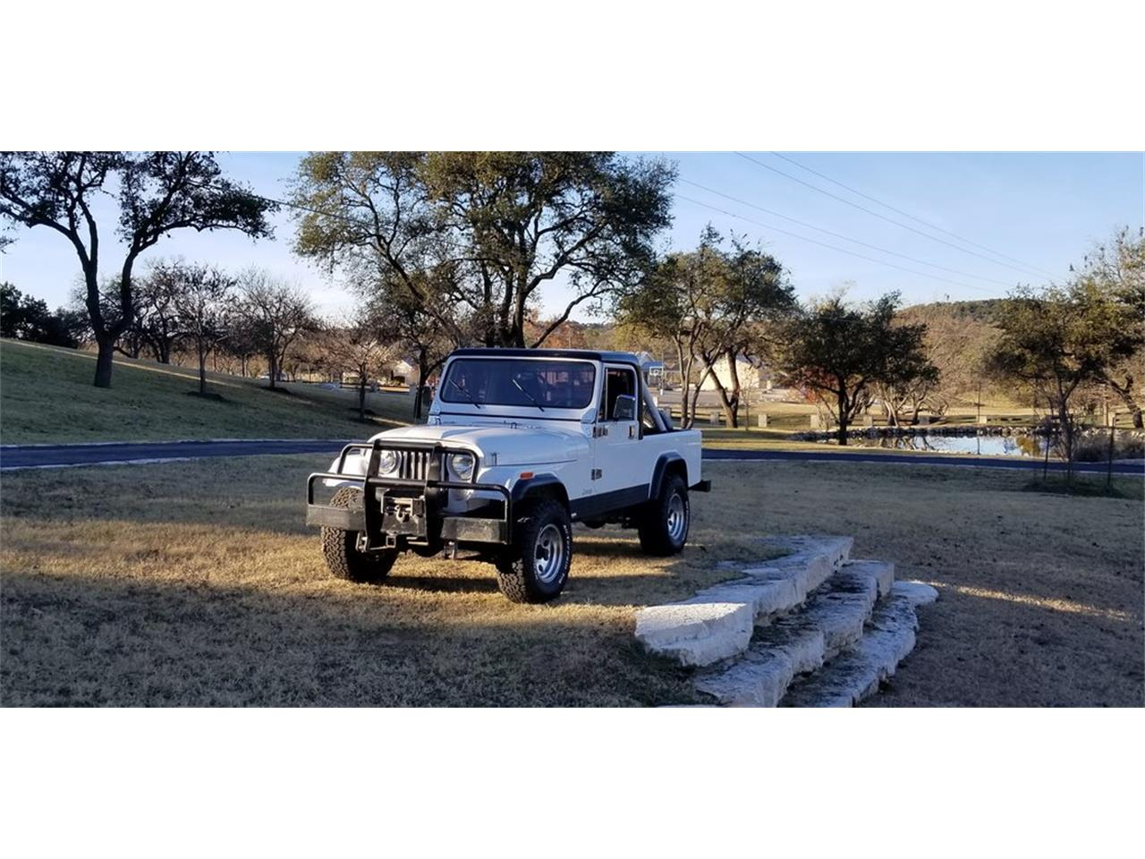 Large Picture of 1984 Jeep CJ8 Scrambler located in Kerrville Texas - $22,000.00 - OV68