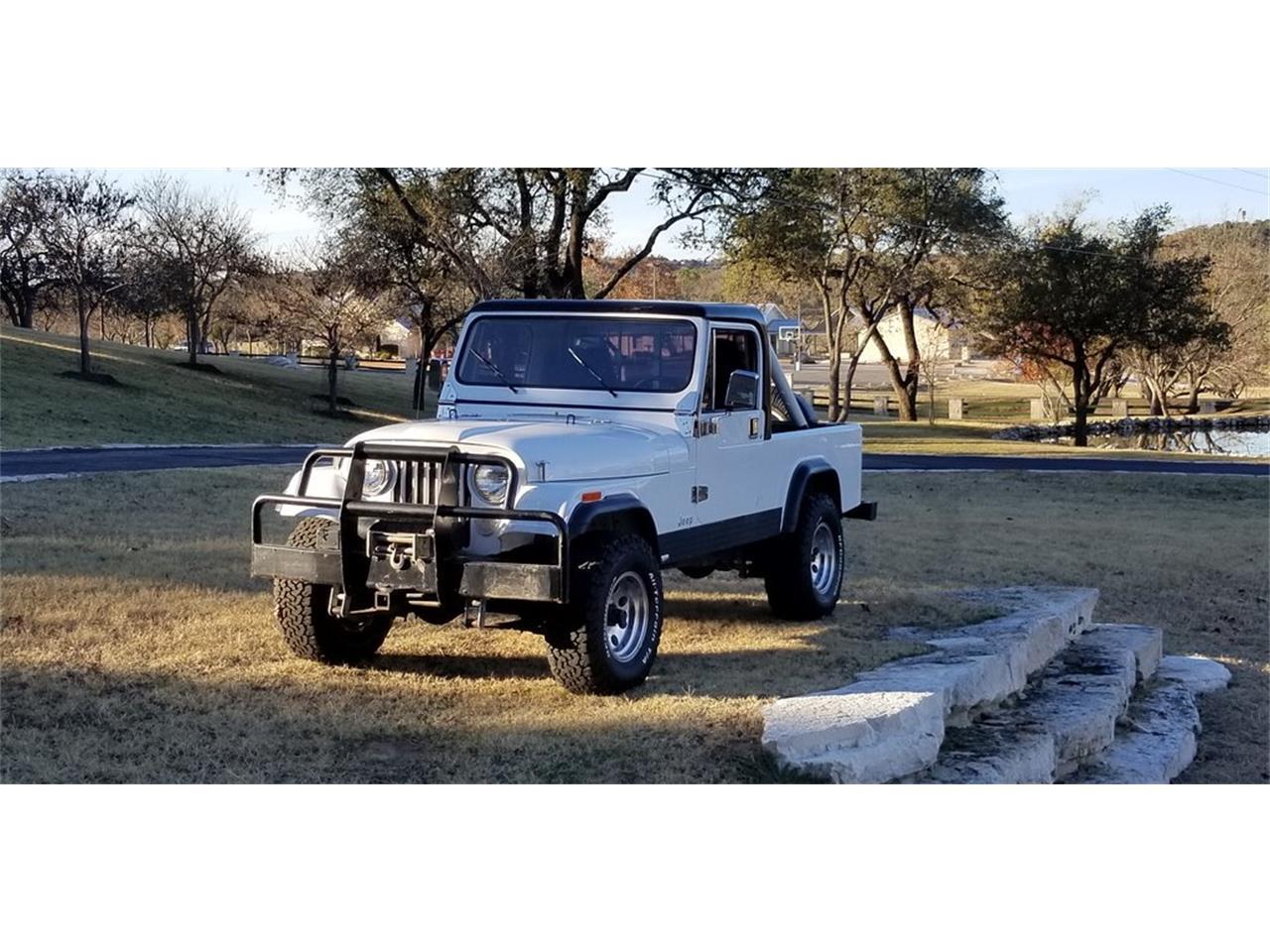 Large Picture of 1984 Jeep CJ8 Scrambler - $22,000.00 - OV68