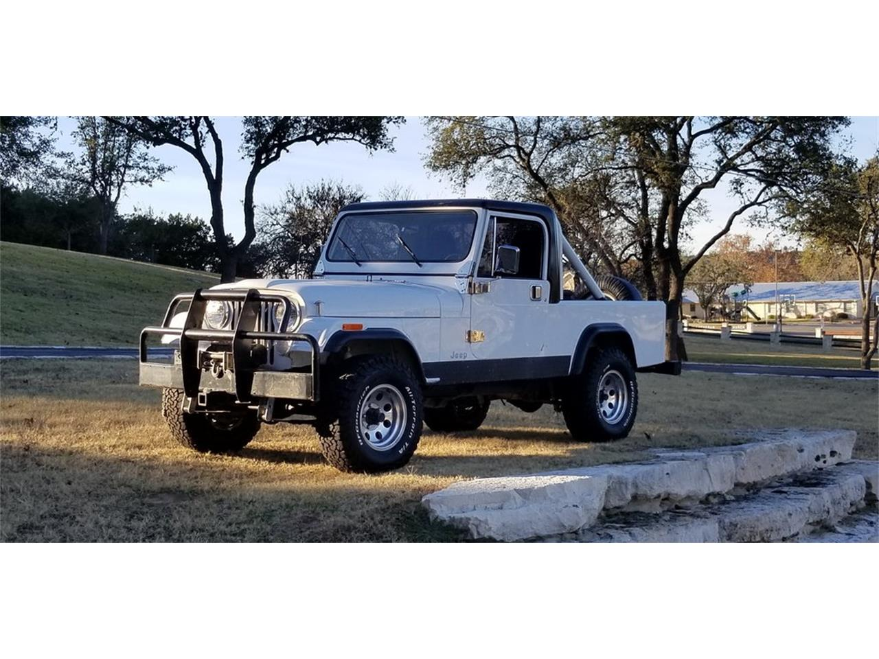 Large Picture of 1984 CJ8 Scrambler Offered by Wagonmaster - OV68