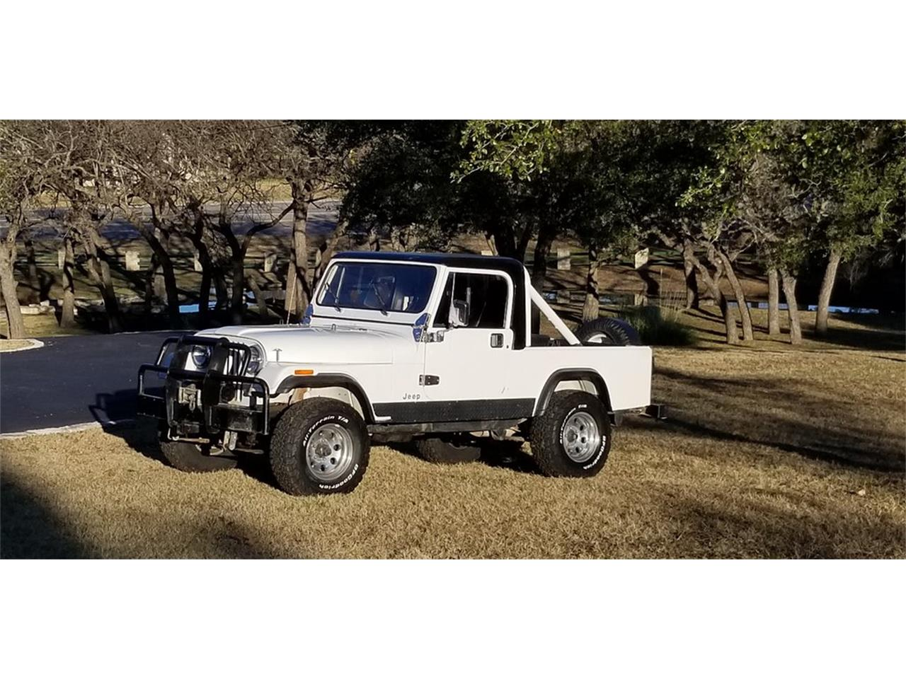 Large Picture of '84 Jeep CJ8 Scrambler Offered by Wagonmaster - OV68