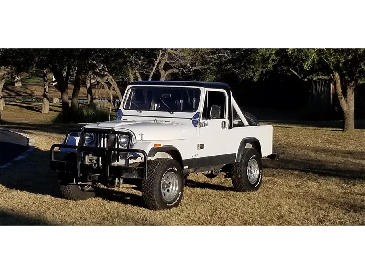 Large Picture of '84 Jeep CJ8 Scrambler - $22,000.00 Offered by Wagonmaster - OV68