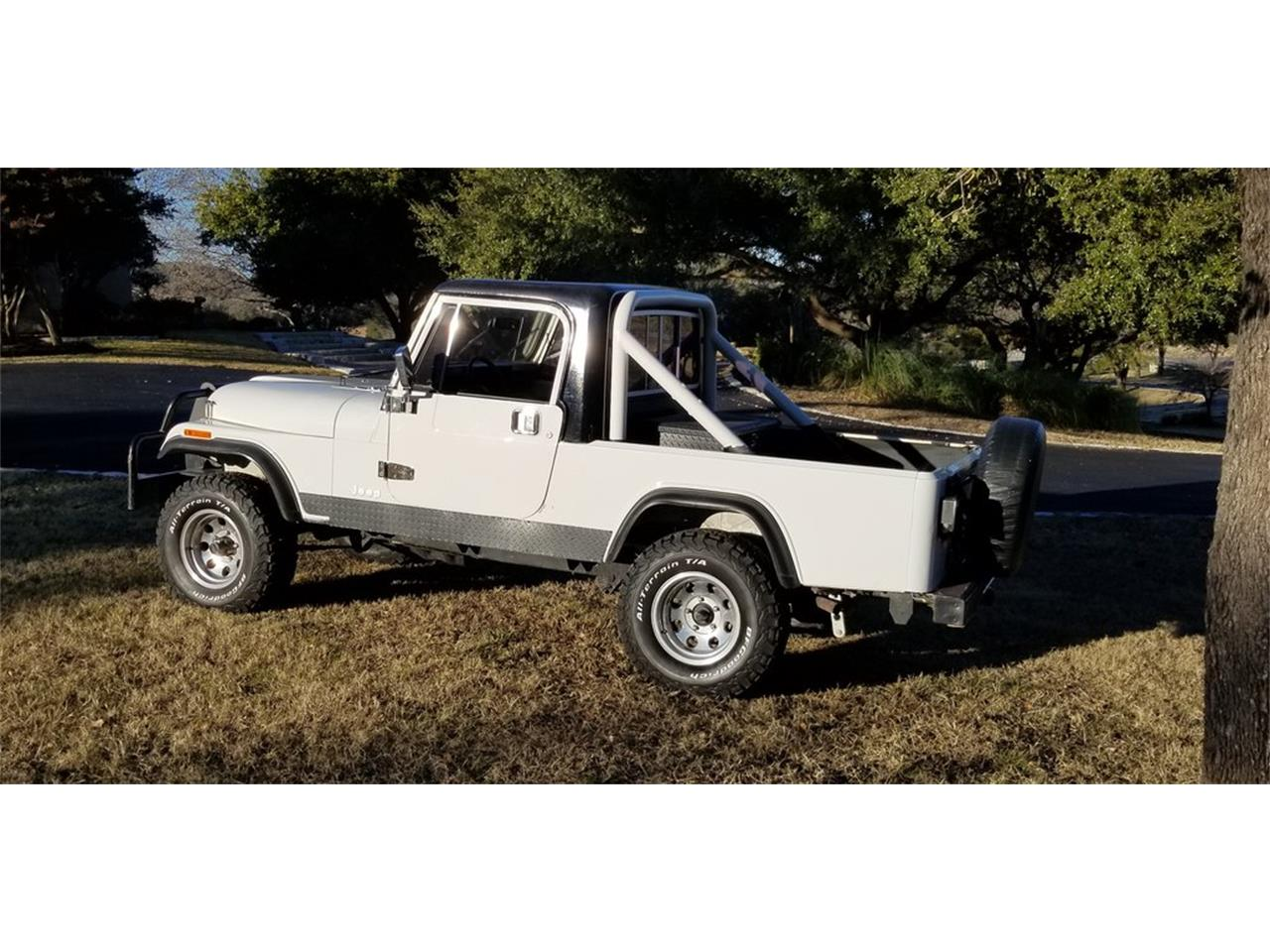 Large Picture of 1984 CJ8 Scrambler located in Texas Offered by Wagonmaster - OV68