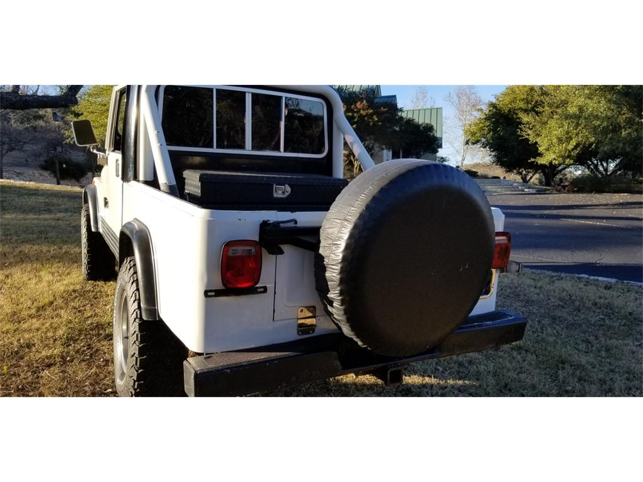Large Picture of 1984 CJ8 Scrambler located in Kerrville Texas - OV68