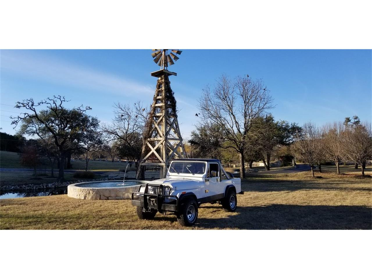 Large Picture of 1984 Jeep CJ8 Scrambler located in Kerrville Texas Offered by Wagonmaster - OV68