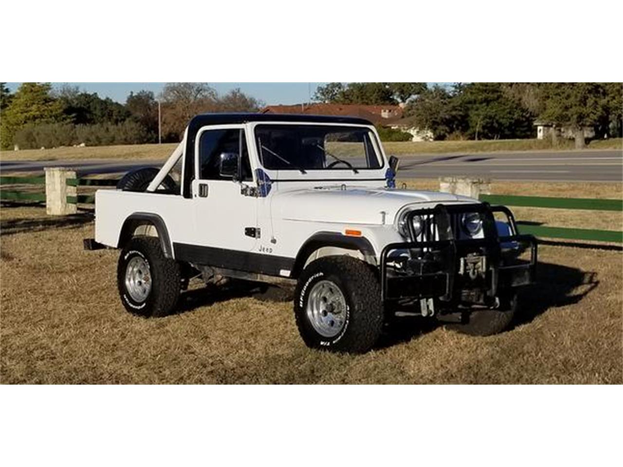 Large Picture of '84 Jeep CJ8 Scrambler located in Kerrville Texas - $22,000.00 - OV68