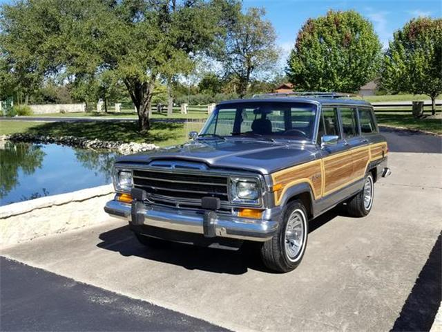 Picture of '91 Grand Wagoneer - OV69