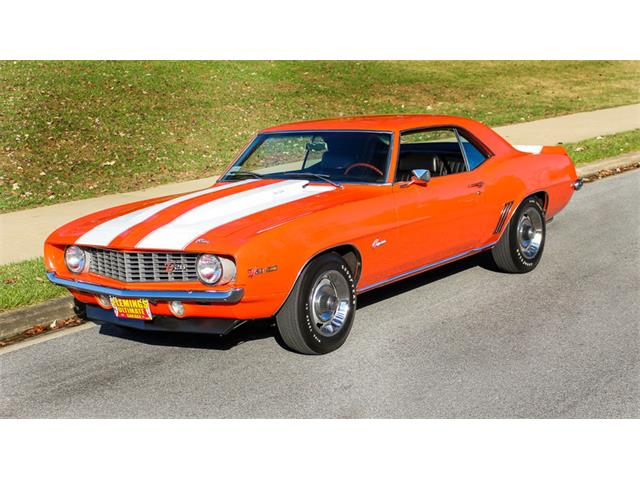 Picture of Classic 1969 Chevrolet Camaro Offered by  - OW6J