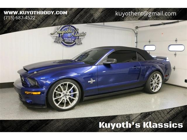 Picture of '07 Shelby GT500 located in Wisconsin - $63,900.00 Offered by  - OW6P