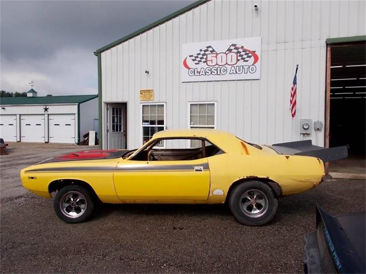 Large Picture of '73 Plymouth Barracuda Offered by 500 Classic Auto Sales - OW6X