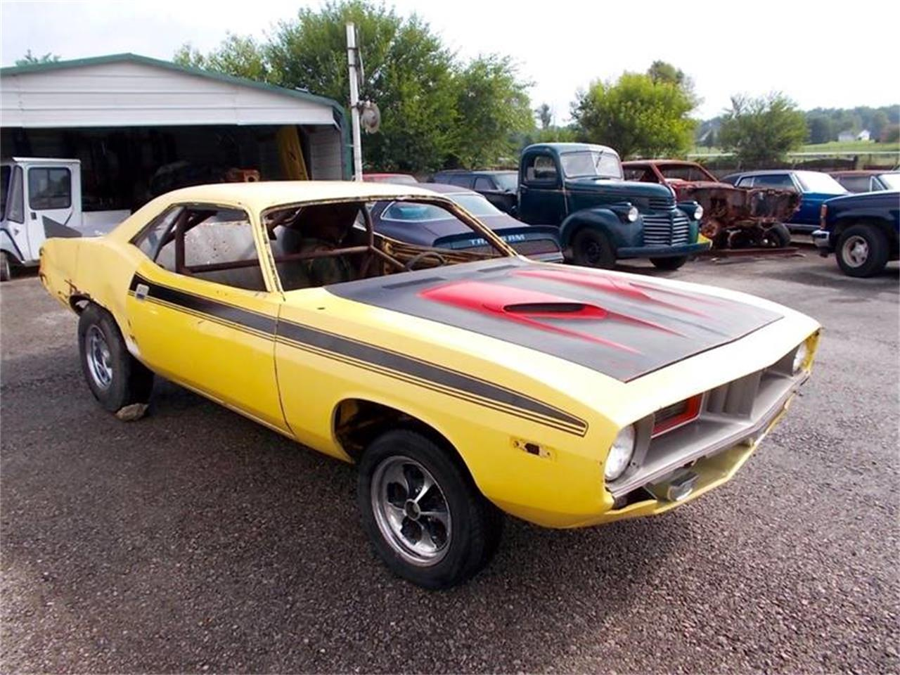 Large Picture of '73 Plymouth Barracuda located in Knightstown Indiana - OW6X