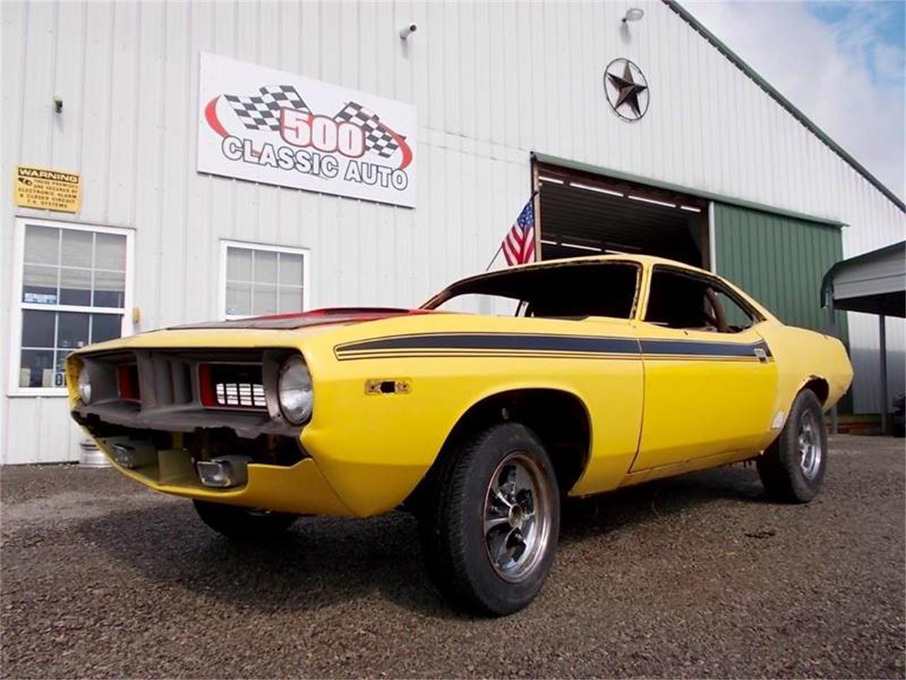 Large Picture of Classic '73 Barracuda - $5,500.00 Offered by 500 Classic Auto Sales - OW6X