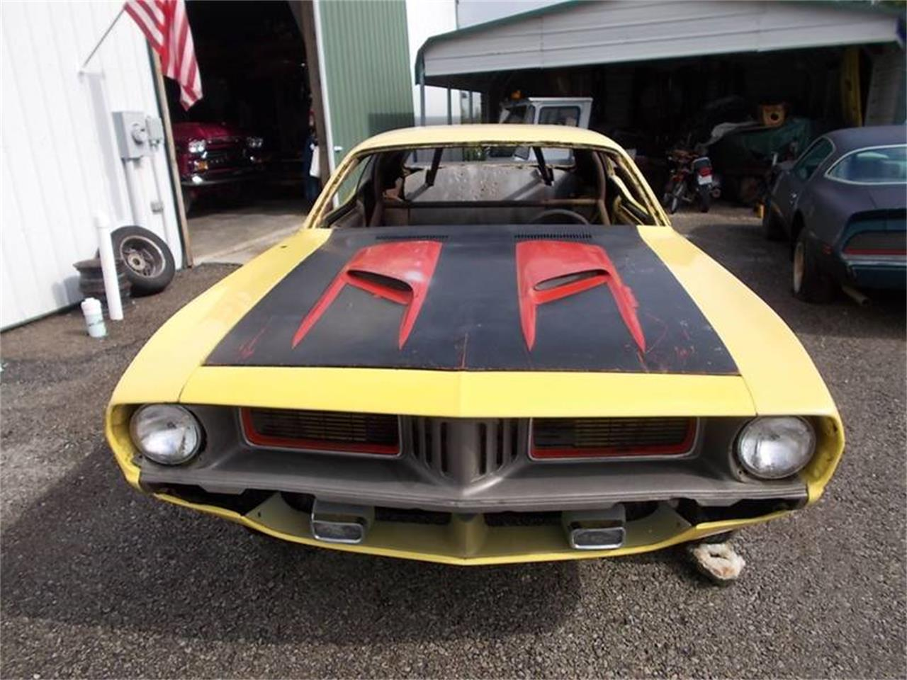 Large Picture of Classic '73 Barracuda located in Indiana - OW6X