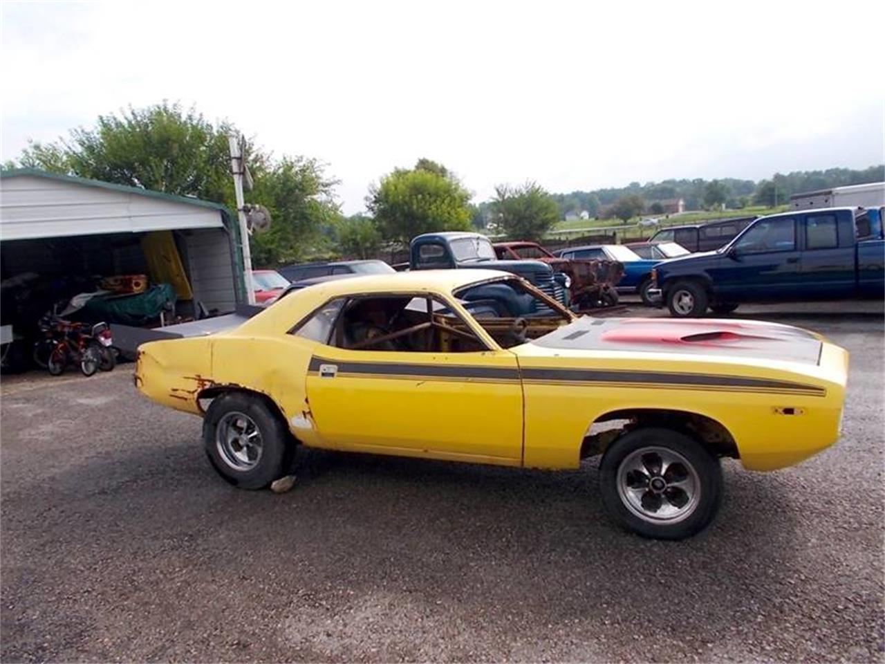Large Picture of Classic 1973 Plymouth Barracuda - $5,500.00 - OW6X