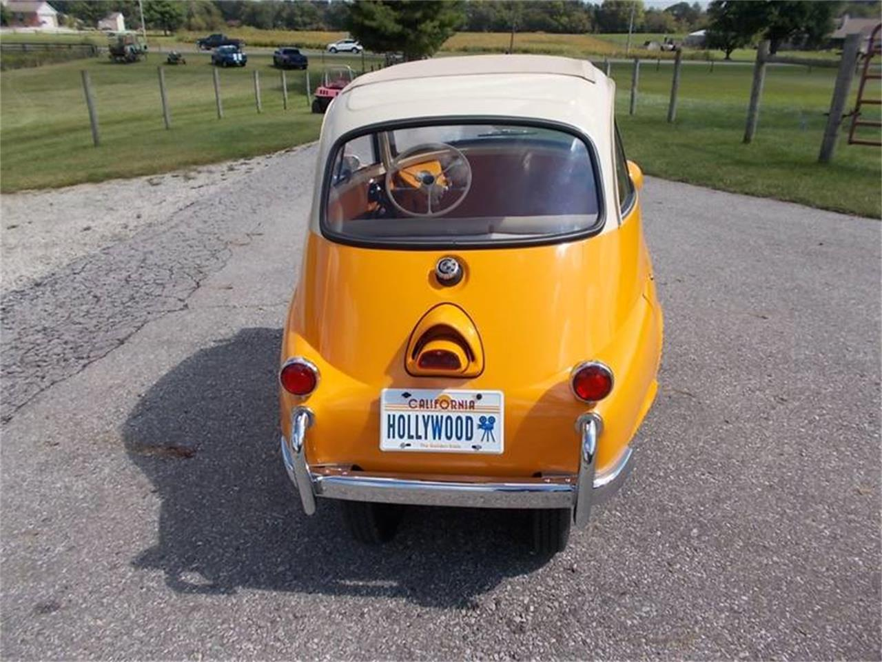 Large Picture of '59 Isetta - OW7C