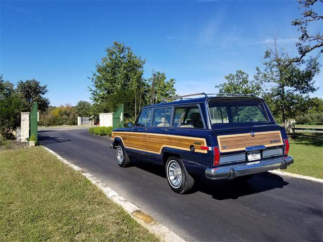 Picture of '86 Grand Wagoneer - OV6D