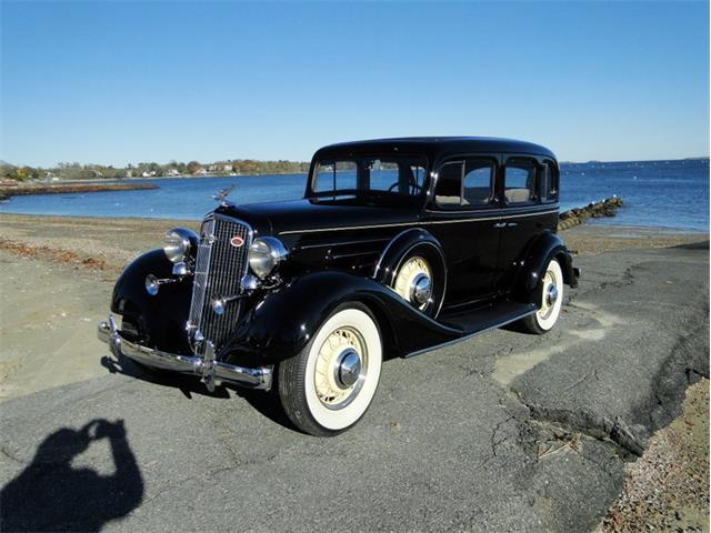 Picture of Classic 1934 Chevrolet Master - $38,500.00 Offered by  - OW7O