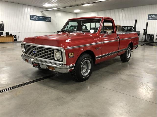 Picture of '71 C10 - OW7W