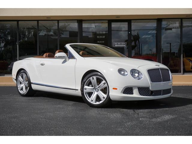 Picture of 2013 Bentley Continental - $119,900.00 - OW83