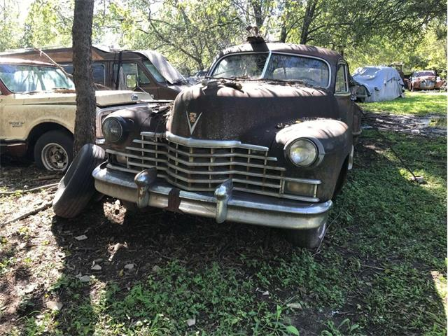Picture of 1946 Cadillac 2-Dr Sedan located in Texas - $2,500.00 - OW8C