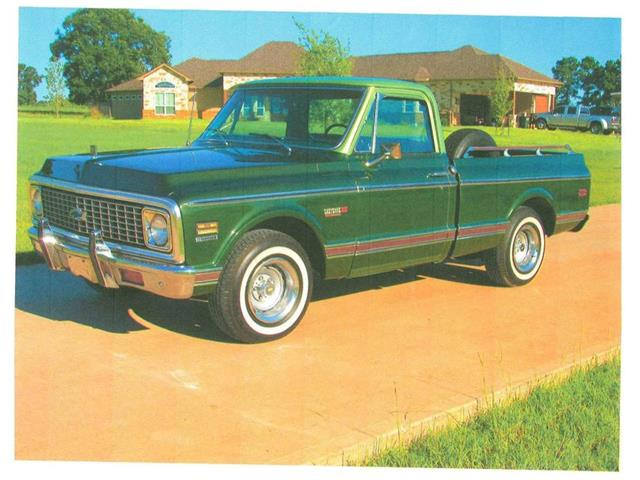 Picture of '72 C10 - OW8G