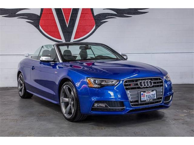 Picture of '17 S5 located in San Diego California Auction Vehicle Offered by  - OW8S