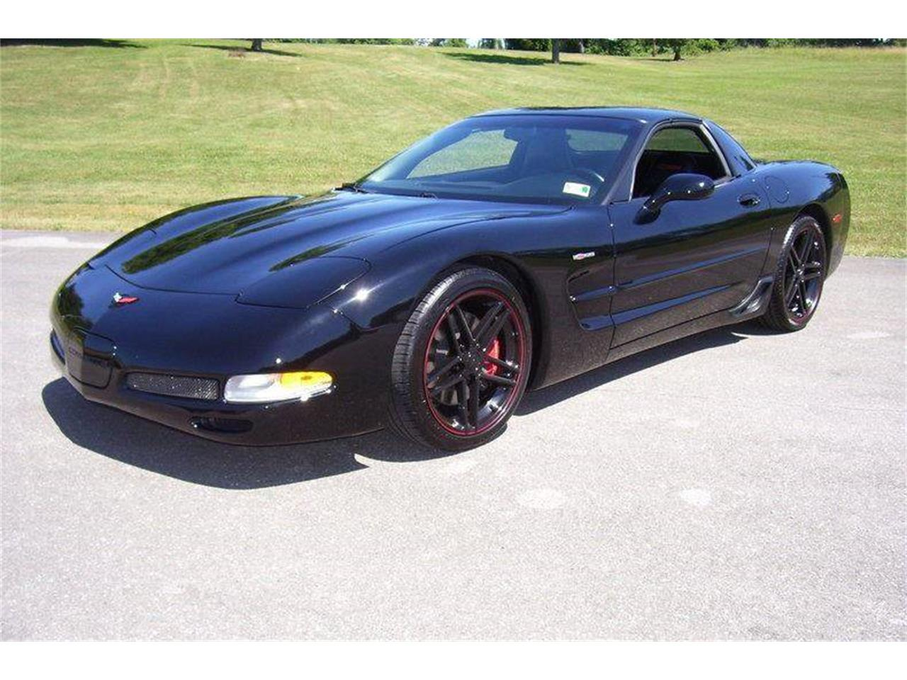 Large Picture of '01 Corvette - OW8W