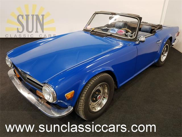 Picture of '74 TR6 - OW95