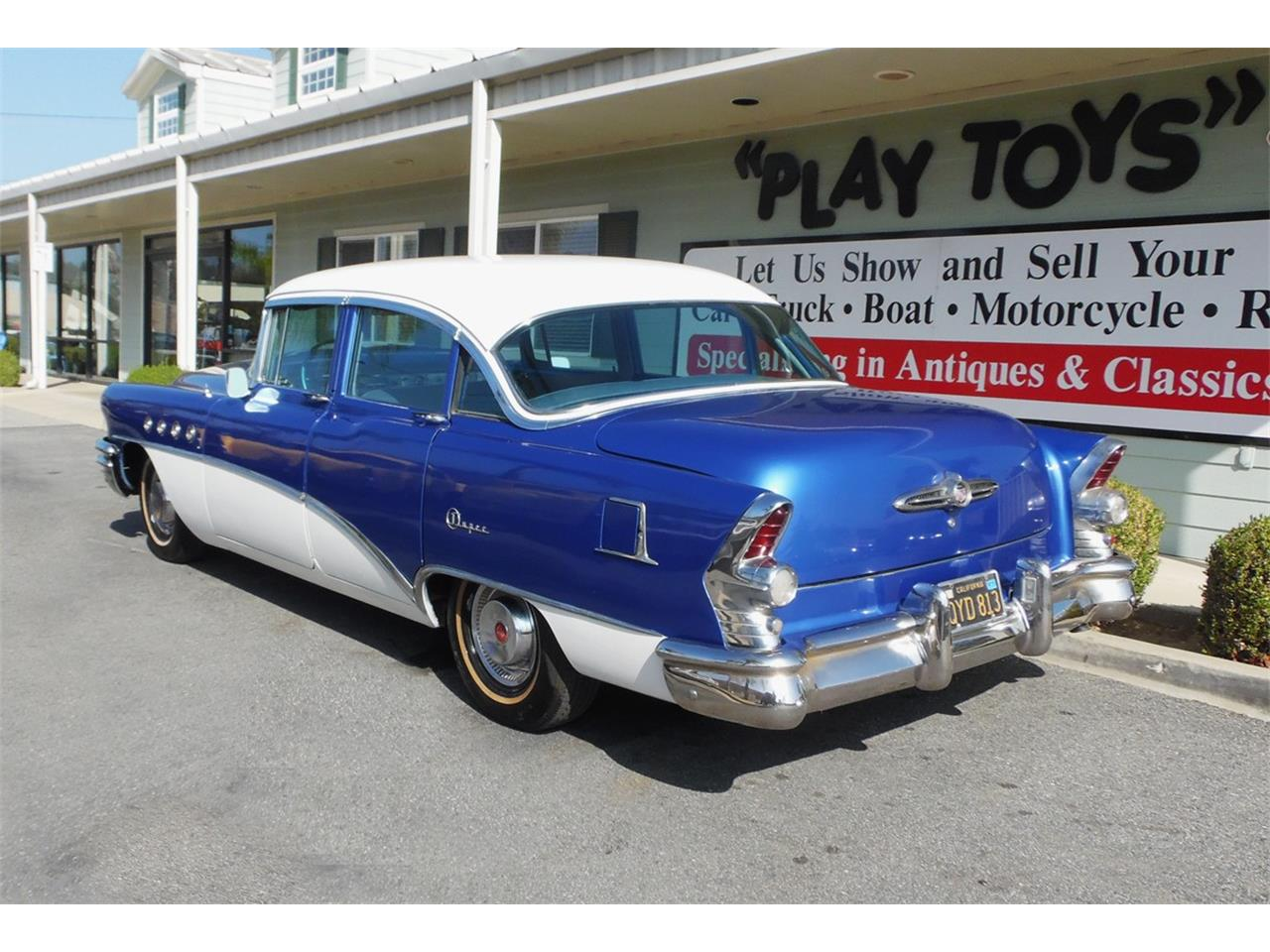 Large Picture of '55 Super - OW9W