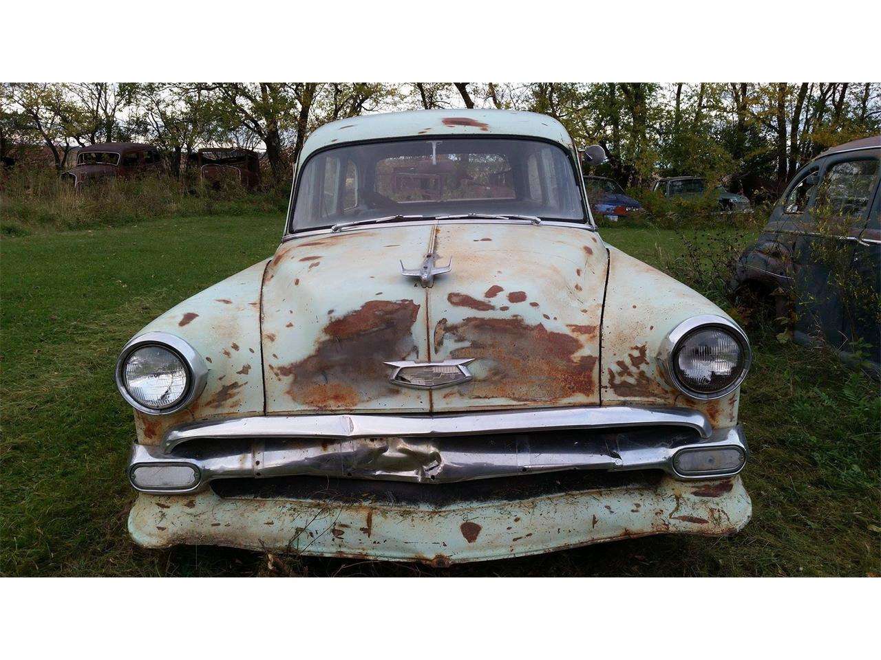 For Sale: 1954 Chevrolet Station Wagon in Thief River Falls, Minnesota
