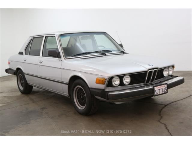 Picture of '80 BMW 528i located in Beverly Hills California - $6,950.00 Offered by  - OWAY