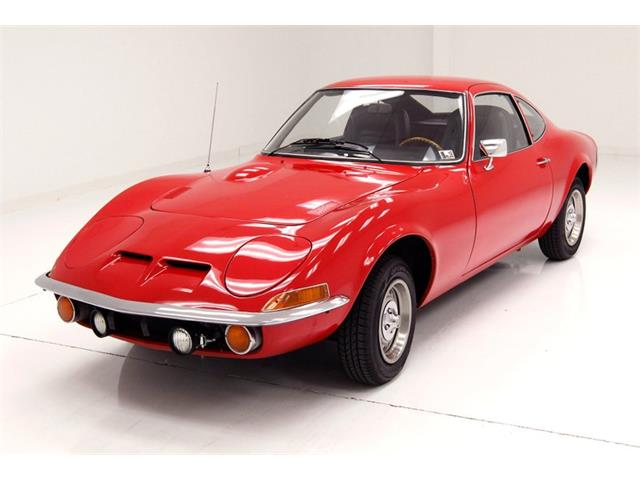 Picture of Classic '71 Opel GT Offered by  - OV6Q