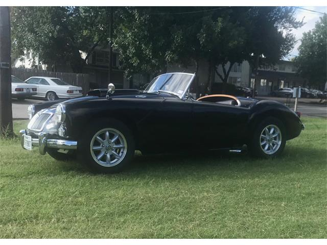 Picture of '59 MGA - OWBR