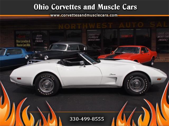 Picture of '75 Corvette - OWCO