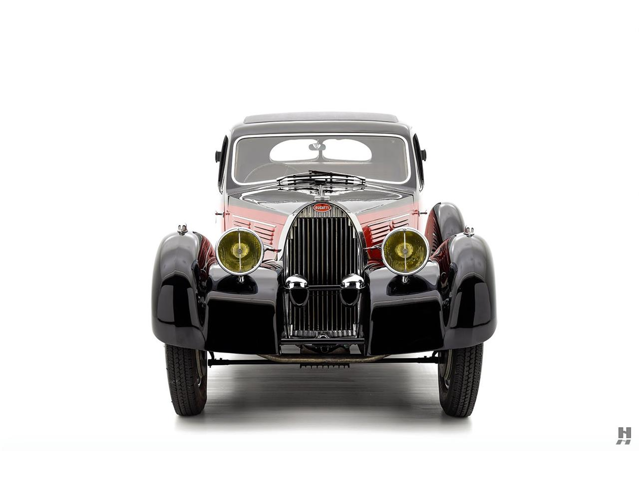 Large Picture of '35 Type 57 - OWCR